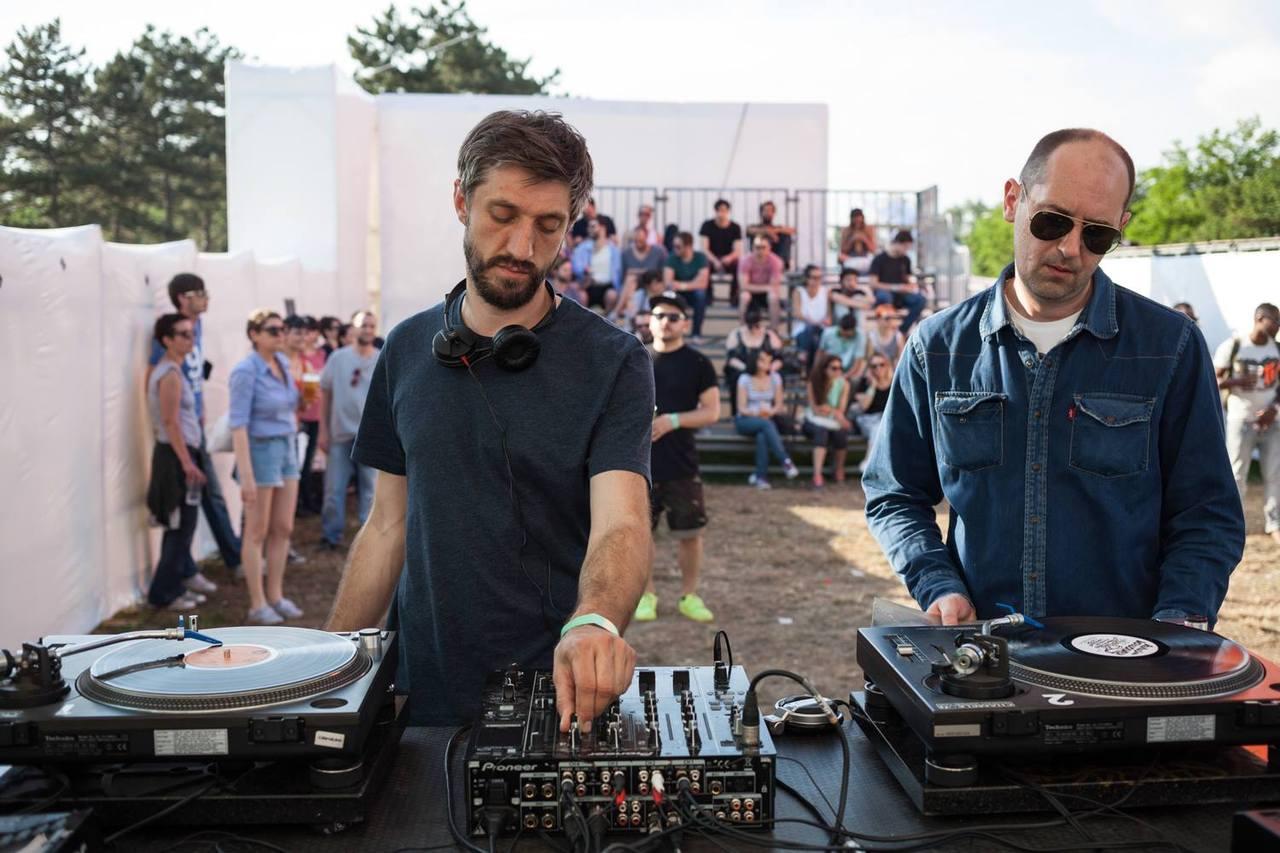 The Attic Podcast: 53. Disco Not Disco Belgrade Soundsystem