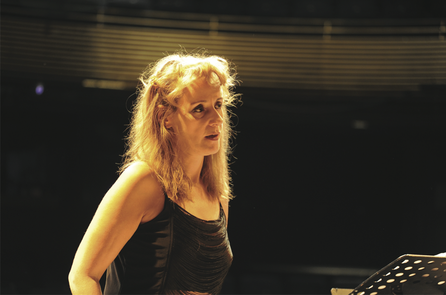 Composers Corner Podcast: 16. Ana-Maria Avram