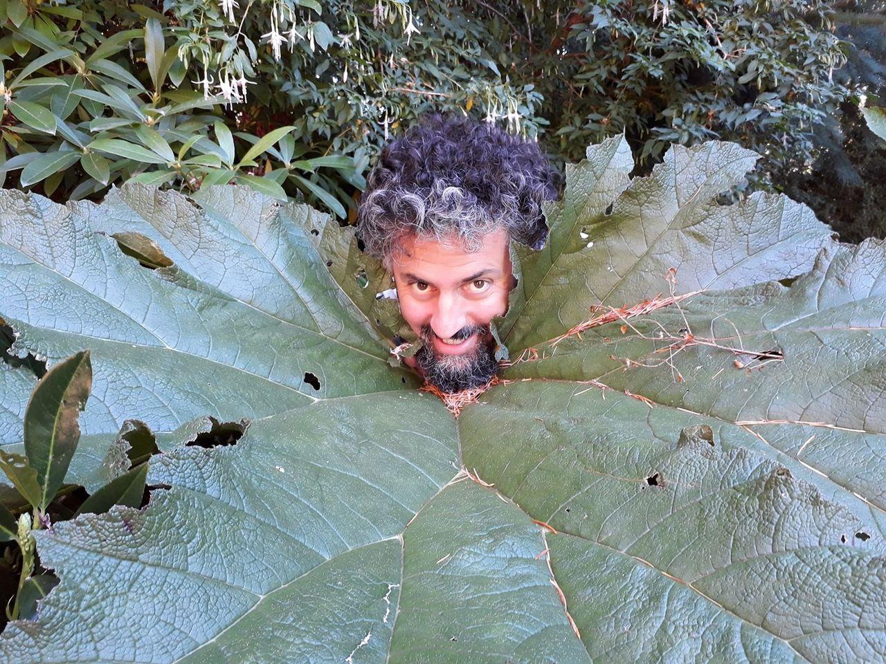 Plant A Tree: Hernan Don Camel Sforzini