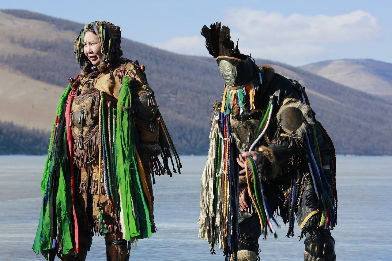 The Voice of All There Is: Shamanism, Harmony and Ecology