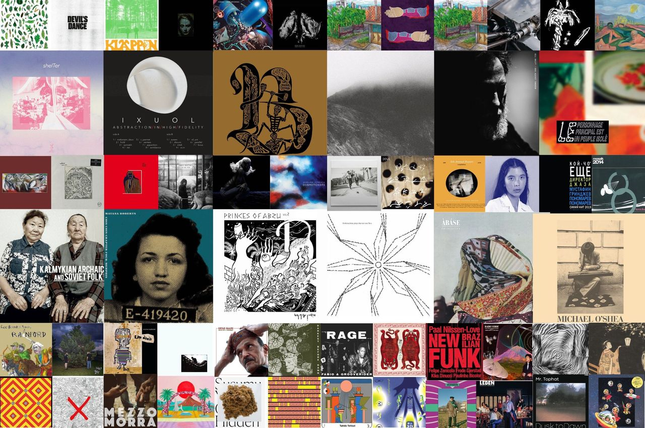 Favourite Albums of 2019