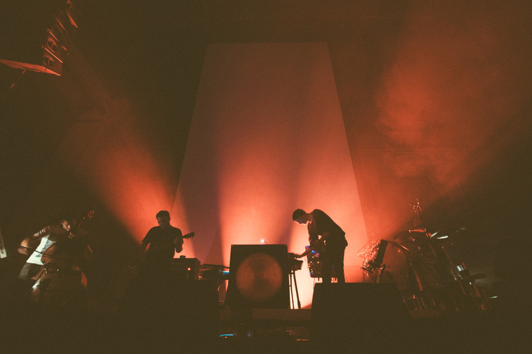 Atonal interview: SUMS (Kangding Ray and Barry Burns of Mogwai)