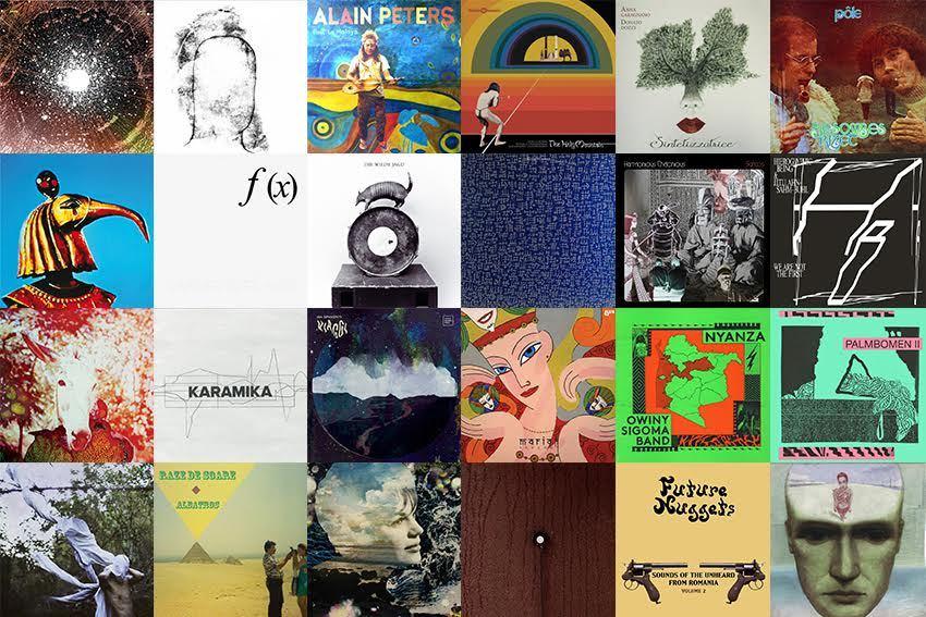 The Attic: Favorite Albums of 2015