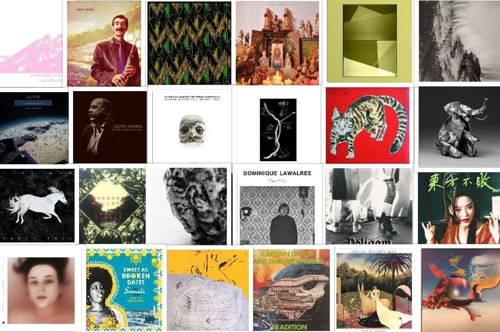 Favourite Albums of 2017