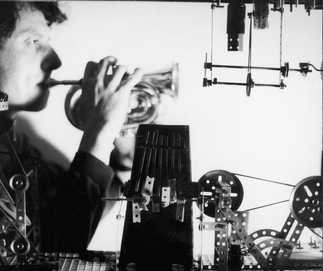 Pierre Bastien - The Mechanical Wizard