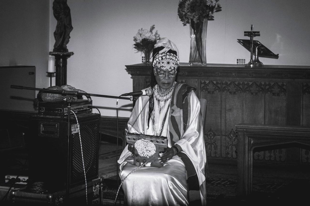 Stella Chiweshe - The Zimbabwe Queen of Mbira
