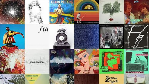 The Attic: Favorite Albums of 2015