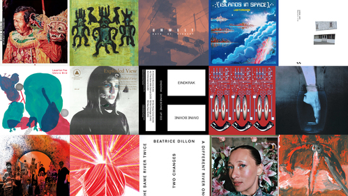 The Attic: Favorite Albums of 2016