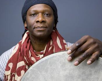 Interview: Hamid Drake - the resonance of a feeling