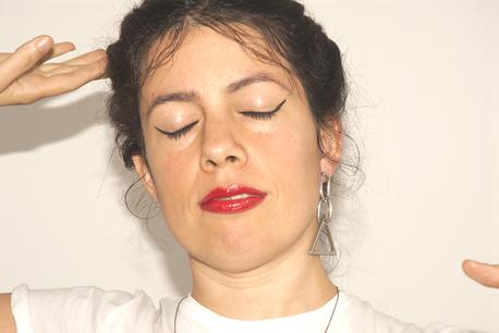 Daniella Isamit Morales - photo credits: Luna Tristá