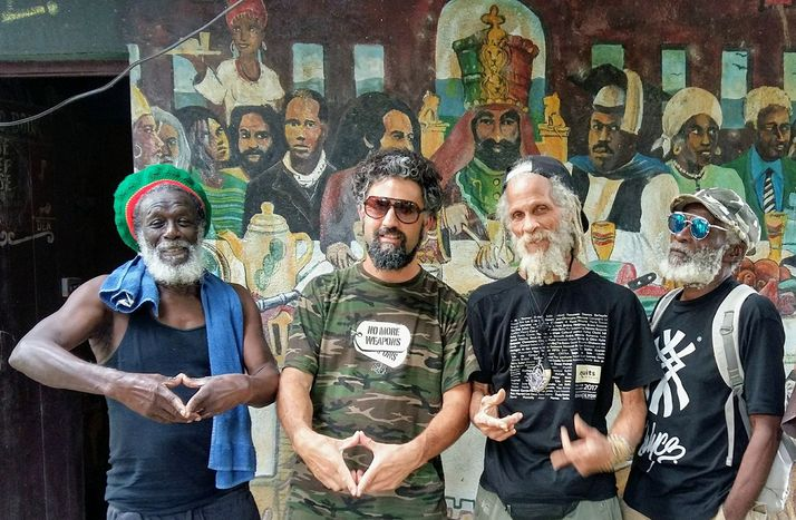 Hernan Sforzini and The Congos
