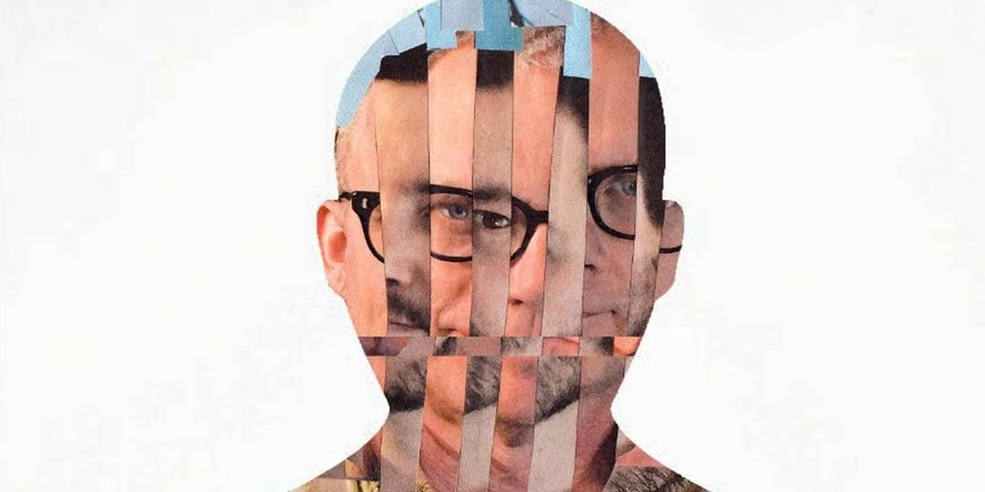 Matmos, self-portrait by the band