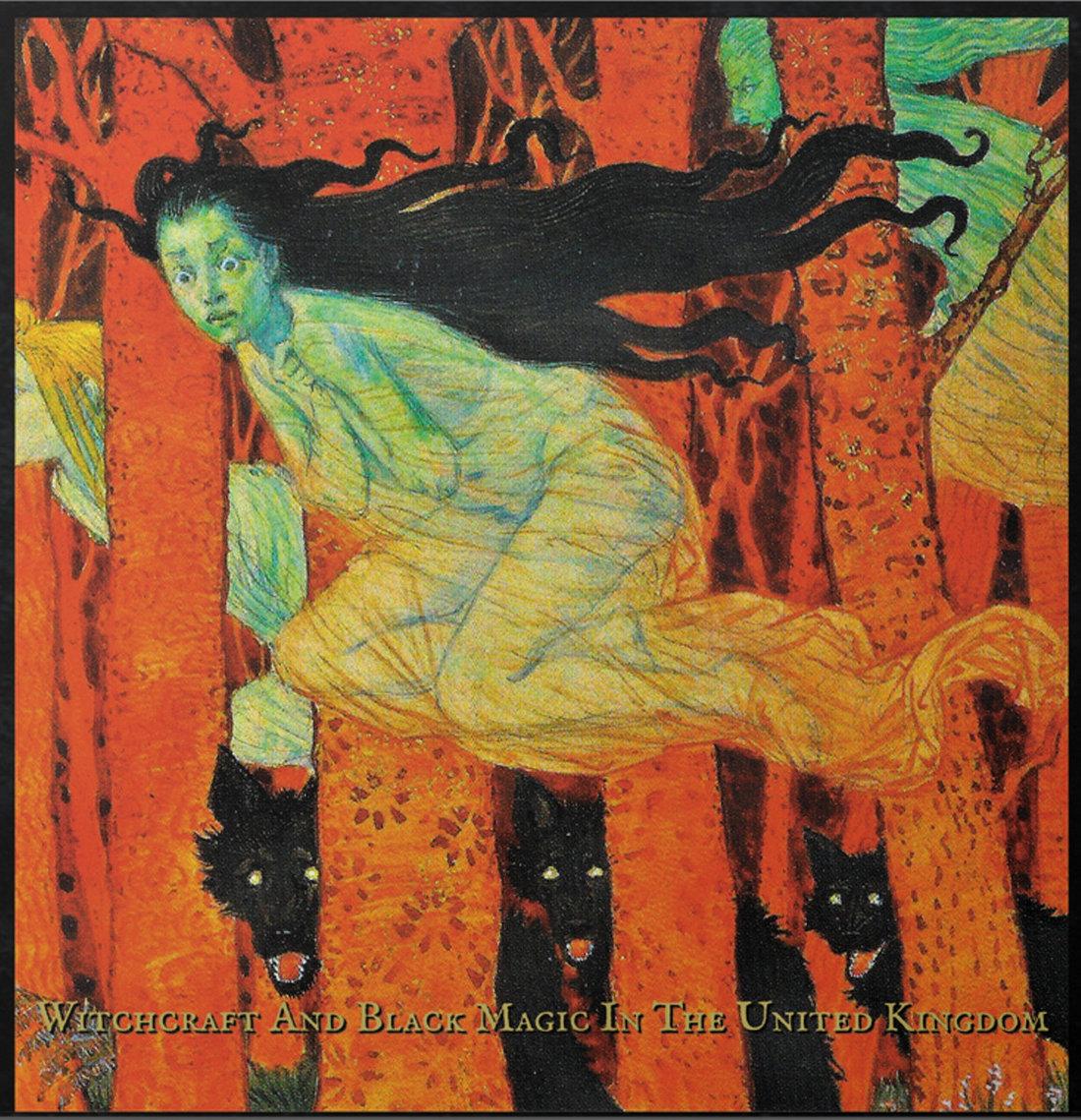 Witchcraft & Black Magic cover