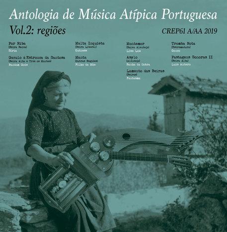 VA - Antologia de Música Atípica Portuguesa Vol2 (Discrepant)