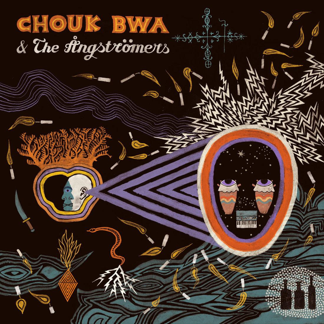 Chouk Bwa & The Ångstromers - Vodou Alé (Les Disques Bongo Joe)