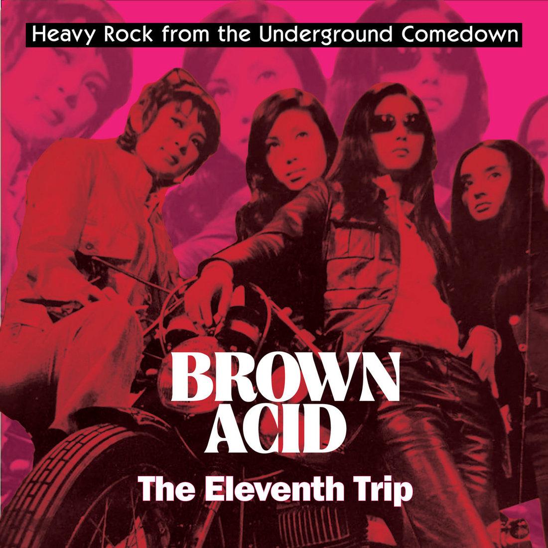 V.A. - Brown Acid - The Eleventh Trip (Riding Easy Records)