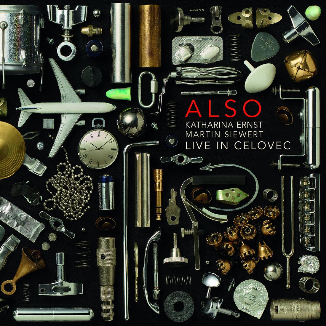 ALSO (Katharina Ernst / Martin Siewert) - Live in Celovec (Trost Records)