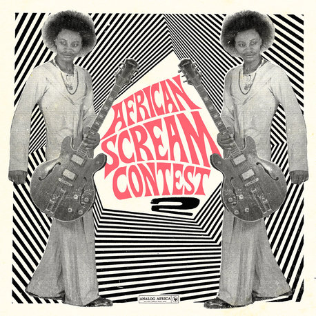VA - African Scream Contest Vol.2 - Benin 1963-1980 (Analog Africa)