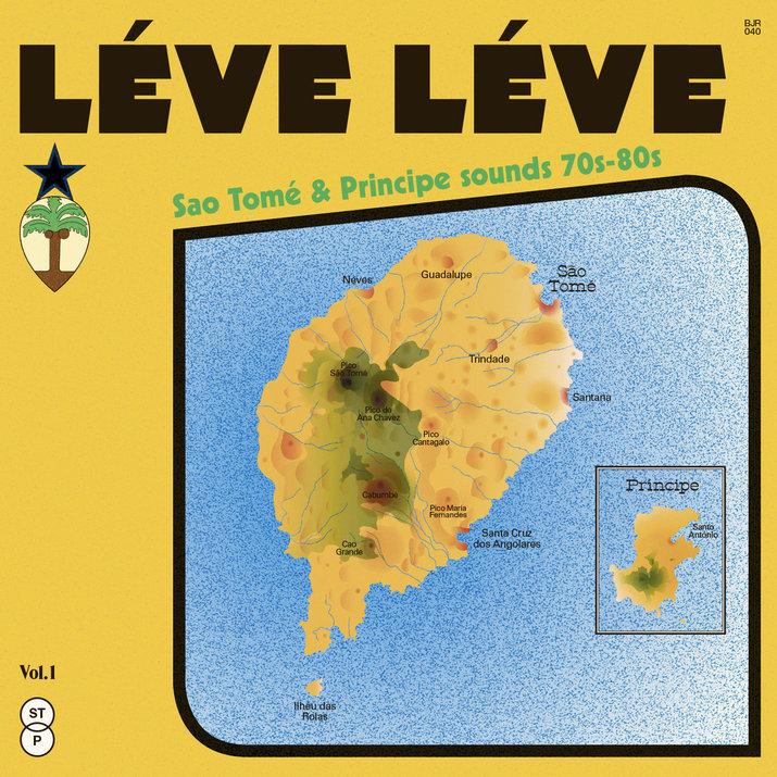 VA - LÉVE LÉVE - Sao Tomé & Principe sounds 70s-80s (Les Disques Bongo Joe)