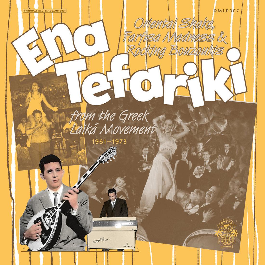 V.A. - Ena Tefariki (Radio Martiko)