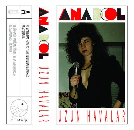 Anadol - Uzun Havalar (Kinship Records)