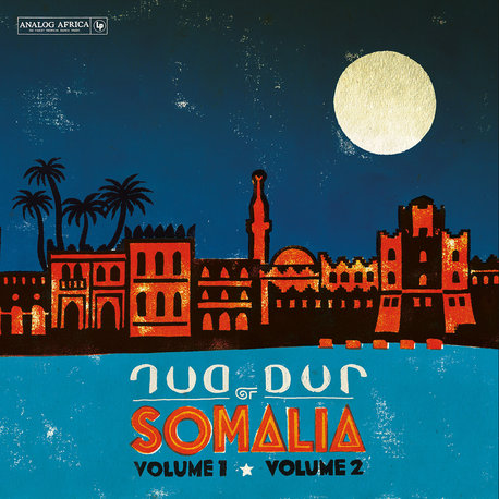 Dur Dur of Somalia - Volume 1, Volume 2 & Previously Unreleased Tracks (Analog Africa)