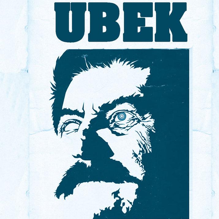Ubek - II (Sucata Tapes/Discrepant)
