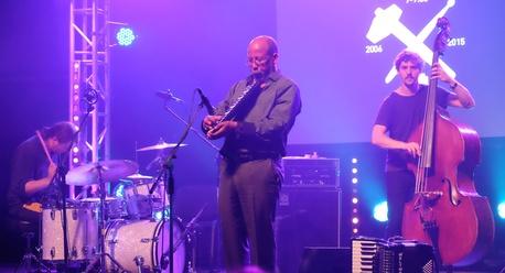 Hailu Mergia live at OFF Festival
