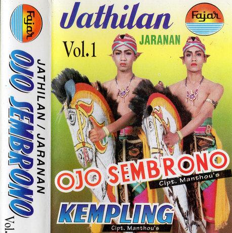 Kudho Praneso - Unheard Indonesia Archival Kaset Series #1: Ojo Sembrono - Jathilan