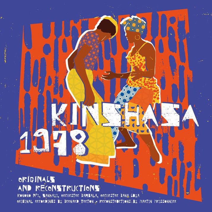 VA - Kinshasa 1978 (Crammed Discs)