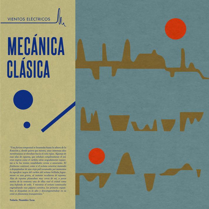Mecánica Clásica - Vientos Eléctricos (Abstrakce Records)