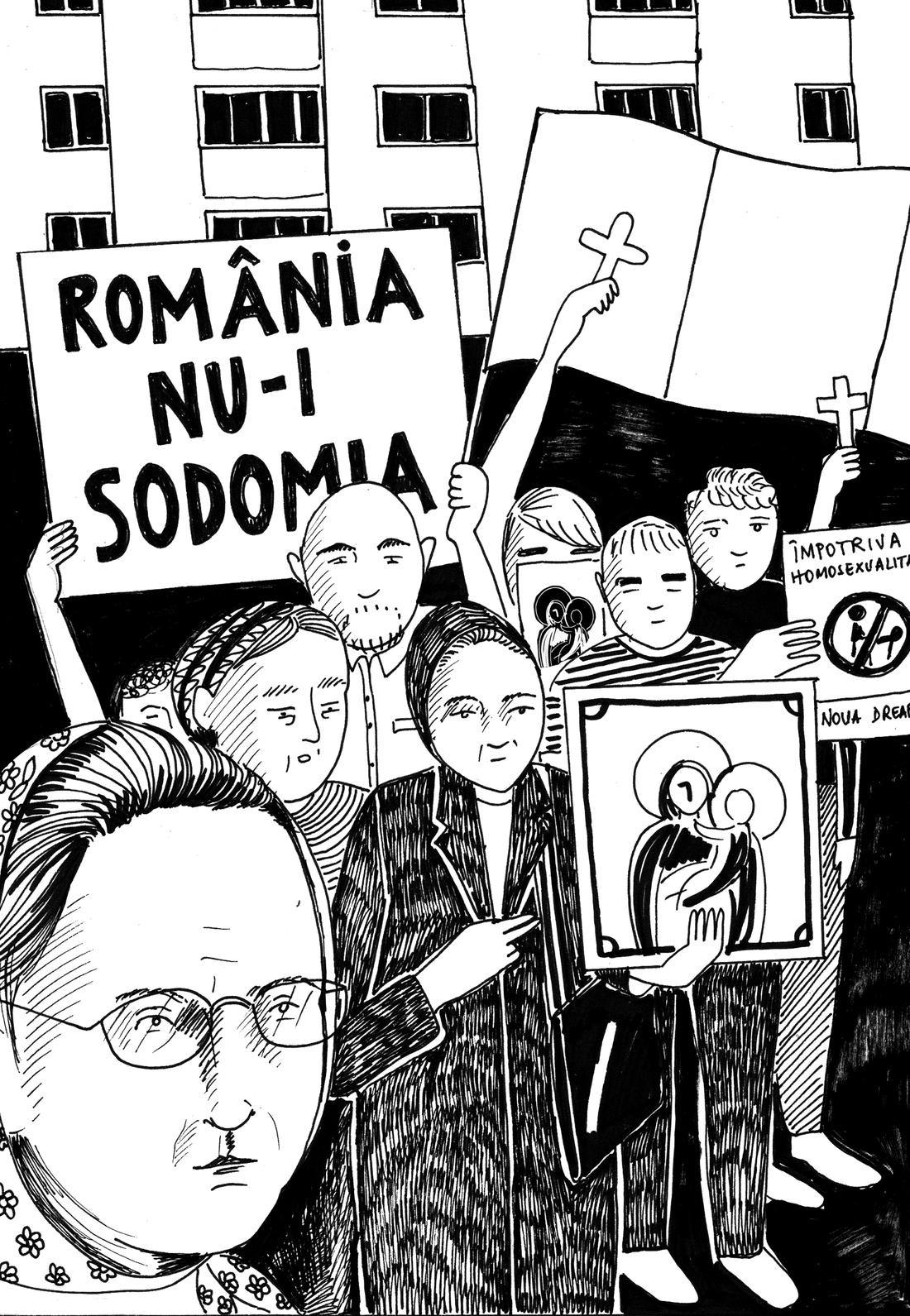 <em>Queer. Istorii ilustrate</em> – Eugen Rădescu & Andreea Chirică