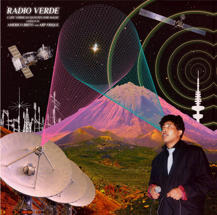 VA - Radio Verde (Compiled by Arp Frique and Americo Brito)