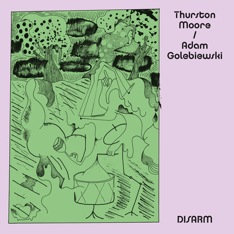 Thurston Moore & Adam Golebiewski (Endless Happiness)