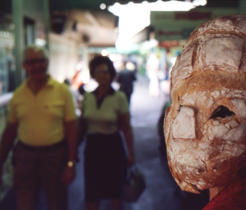 Anna Homler: I wanted to wear bread