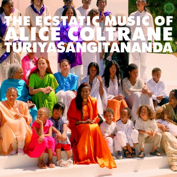 Luaka Bop announces Alice Coltrane compilation