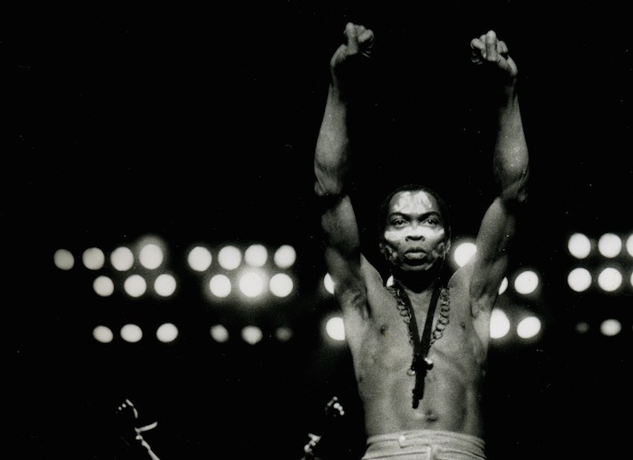 Finding Fela - a film by Alex Gibney
