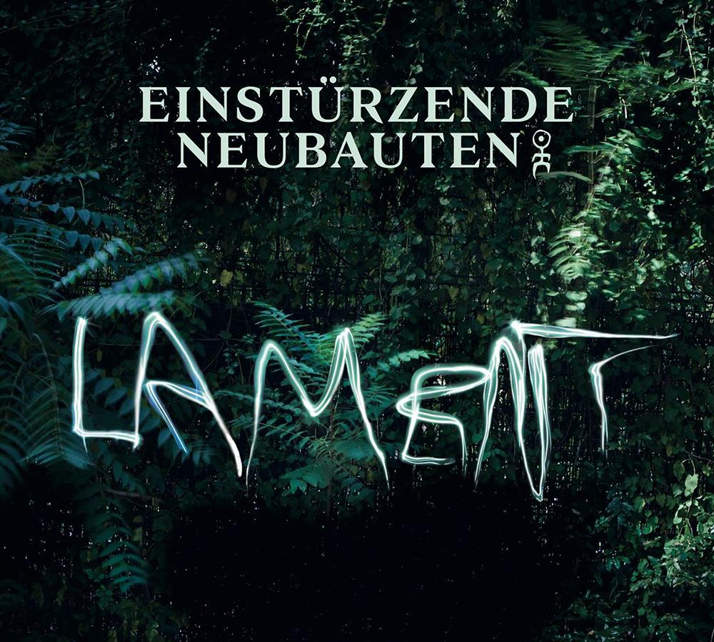 Einstürzende Neubauten - new album out