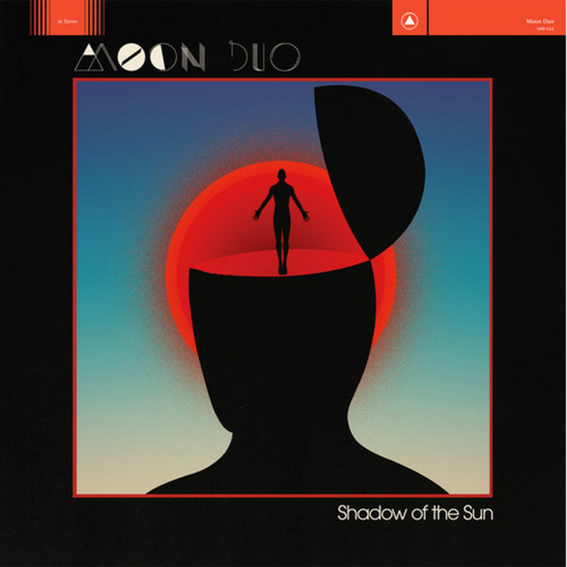 Moon Duo releases new album - Shadow of the Sun