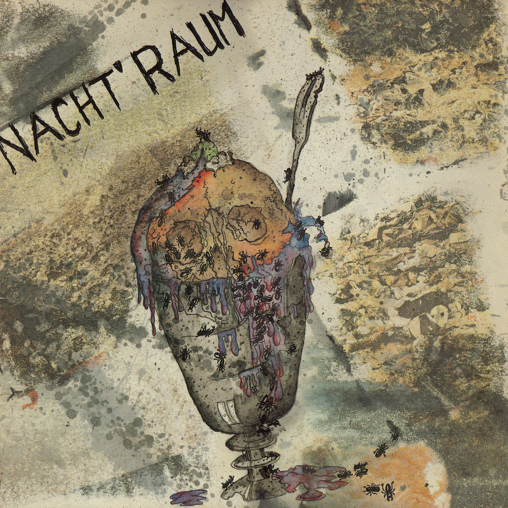 Swiss minimal synth legends Nacht raum get repressed