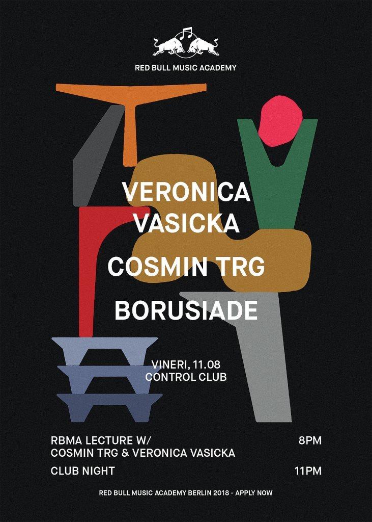 Veronica Vasicka returns to Bucharest for RBMA night