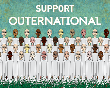 Thank you for supporting Outernational Days