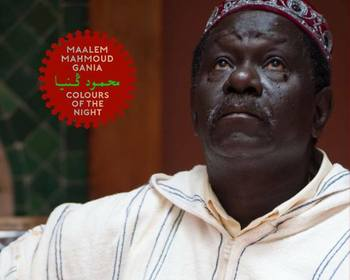 Hive Mind Records presents Maalem Mahmoud Gania - Colours of the Night