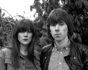 Experimental videos of Chris & Cosey's early albums as CTI