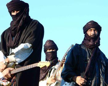 Tuareg rebel rockers Terakaft release new album - 'Alone'
