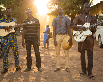Malian Music in Exile - New Documentary Film