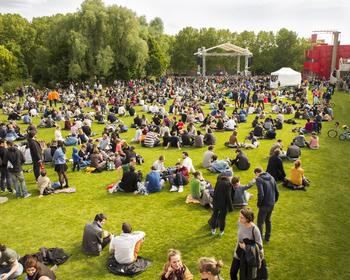 10 years of Parisian festival Villette Sonique
