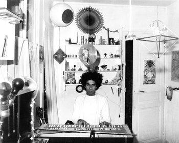 Mille Voix - new track by Robert Aiki Aubrey Lowe & Ariel Kalma