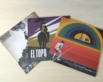 Alejandro Jodorowsky reissued on Finders Keepers