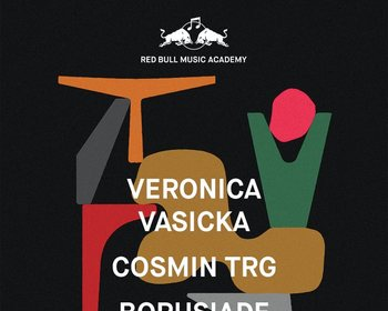 Veronica Vasicka returns to Bucharest for RBMA night